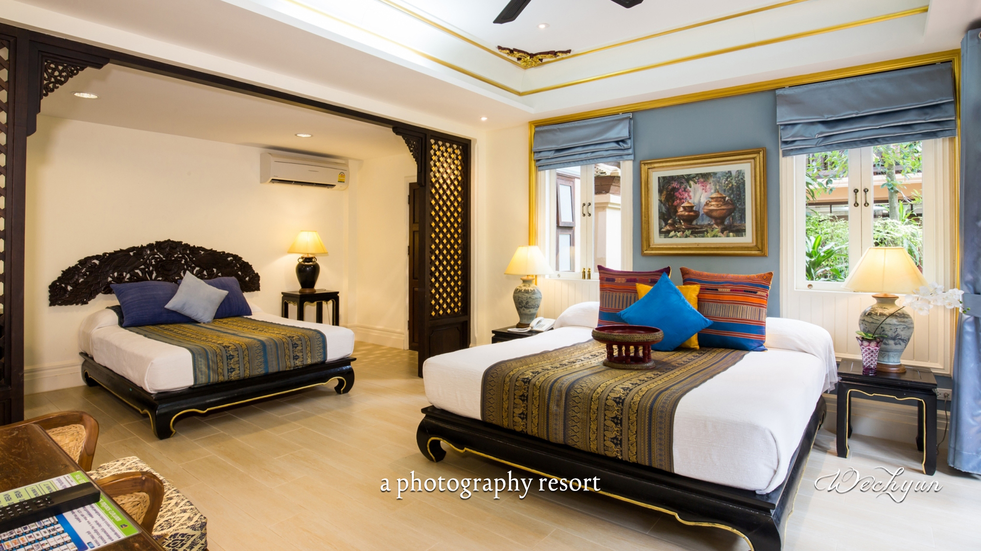 hotel pattaya rabbit resort room